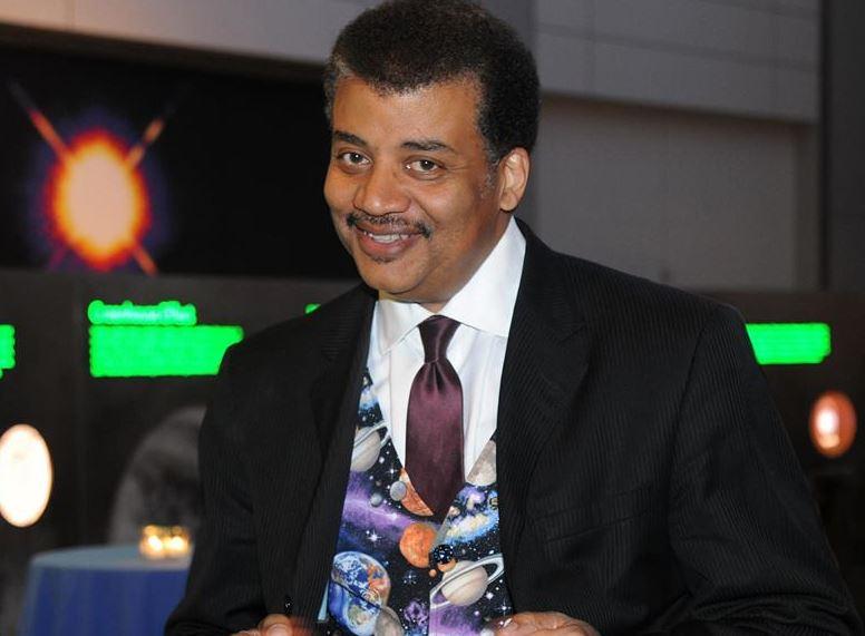Neil deGrasse Tyson, astrofísico y divulgador científico