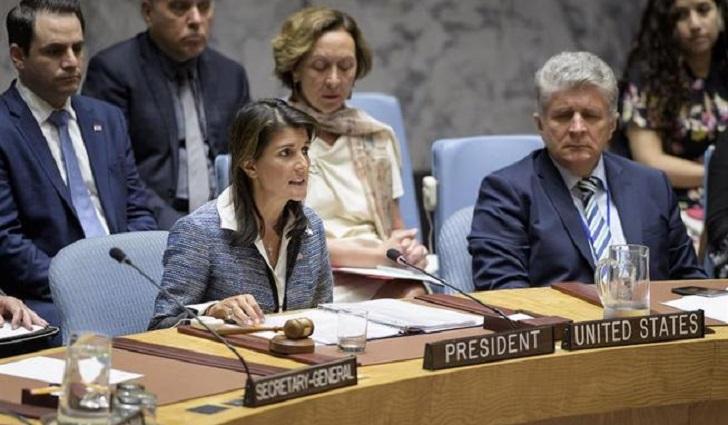 La crisis de Nicaragua llevó al Consejo de Seguridad de la ONU.