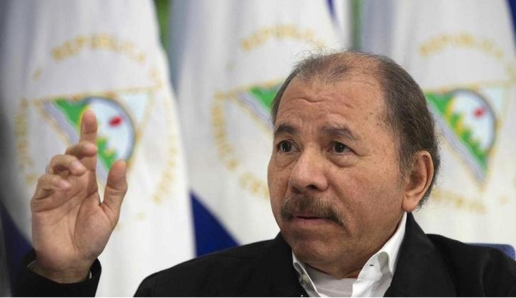 """""""Todo eso es una gran mentira"""", Ortega desmiente a la ONU y organismos de DD.HH.. Foto: EFE"""