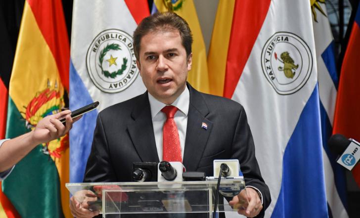 """Paraguay traslada su embajada a Tel Aviv """"en respeto al derecho internacional""""."""