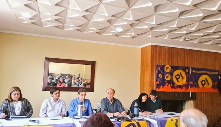 El Partido Independiente y Unidad Popular rechazaron la entonación de la marcha de los Tres Árboles
