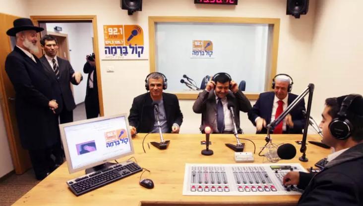 Multan a una radio judía ultraortodoxa en Israel por excluir a las mujeres. Foto: Alon Ron