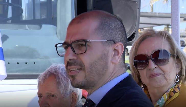 Prosecretario de Presidencia, Juan Andrés Roballo.
