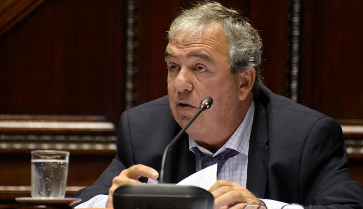 Heber dijo que la crisis en Argentina no impactará en Uruguay como en el pasado.