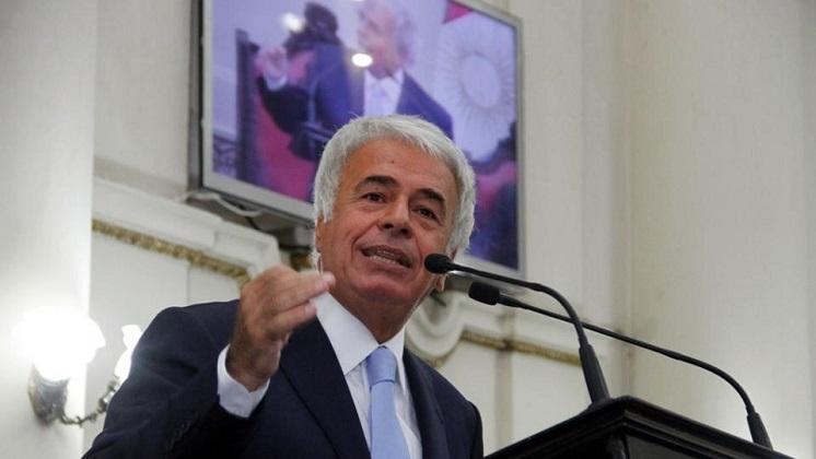 Despiden a José Manuel de la Sota en el Centro Cívico