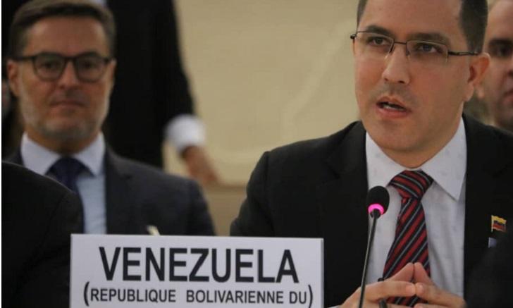 """Caniller venezolano ante la ONU:  """"La crisis en Venezuela es económica y no humanitaria""""."""