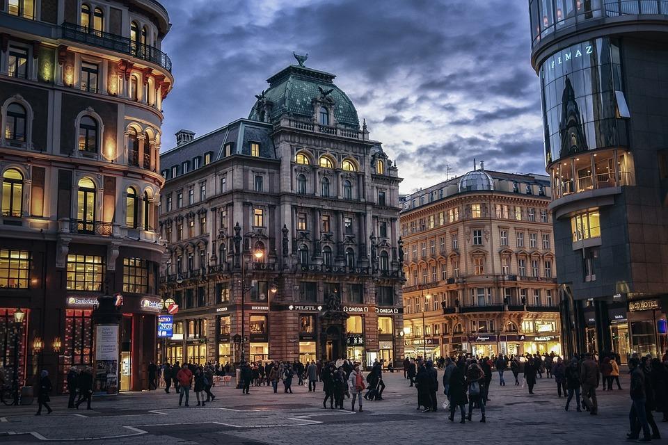 Viena, capital de Austria. Foto: Pixabay