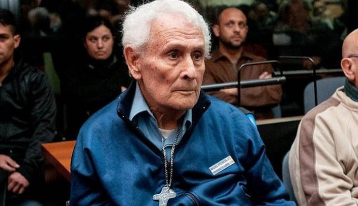 Etchecolatz recibió una nueva condena a cadena perpetua por los delitos de lesa humanidad