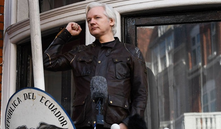 WikiLeaks: Ecuador restableció parcialmente las comunicaciones de Julian Assange