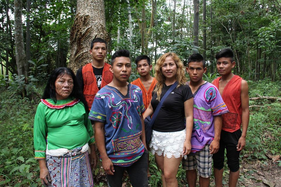 Bolsonaro ha amenazado a los aborígenes de sacarlos de sus territorios para impulsar la minería a cielo abierto. Foto: Pixabay
