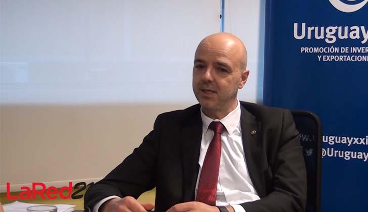 Director del Instituto Uruguay XXI, Antonio Carámbula.