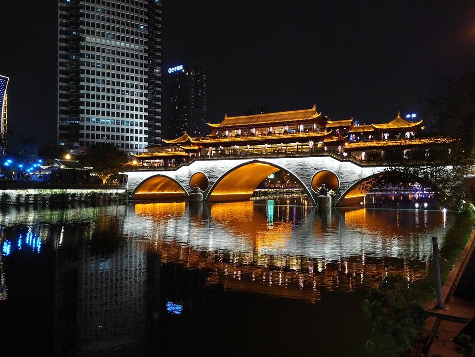 Chengdu, China. Foto: Pixabay