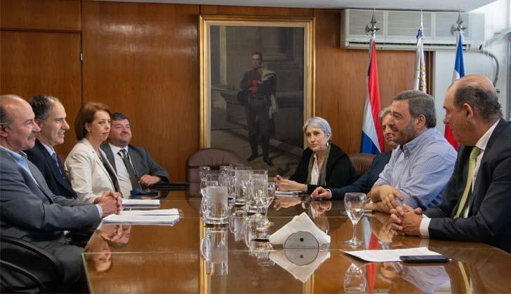 Comité de Política Macroeconómica (COPOM). Foto: BCU.
