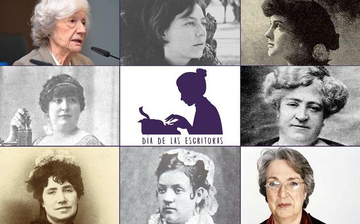 España celebra el Día de las Escritoras para recuperar la memoria literaria de las mujeres. Foto: Biblioteca Nacional de España