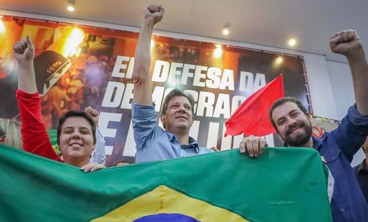 """Haddad: """"Todavía hay tiempo para alejar el fantasma que persigue a la democracia brasileña"""""""