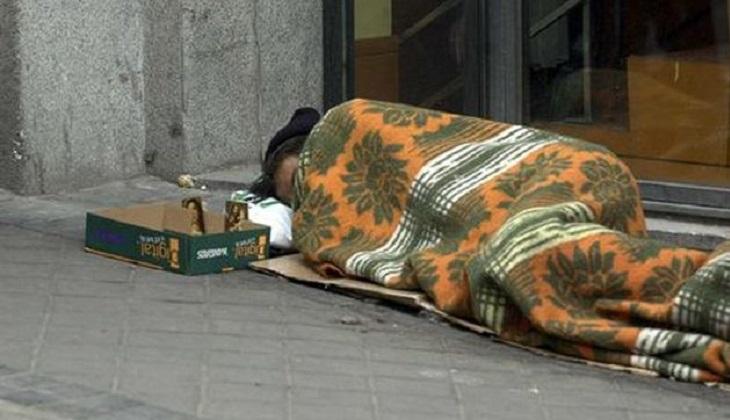 Hungría prohíbe dormir en espacios públicos. Foto: Europa Press