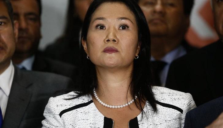 Perú: detuvieron a Keiko Fujimori por una causa de lavado de activos