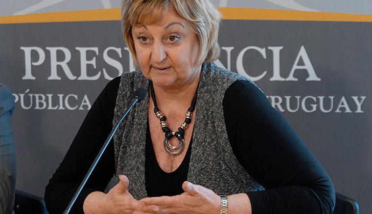 Ministra de Turismo, Liliam Kechichian