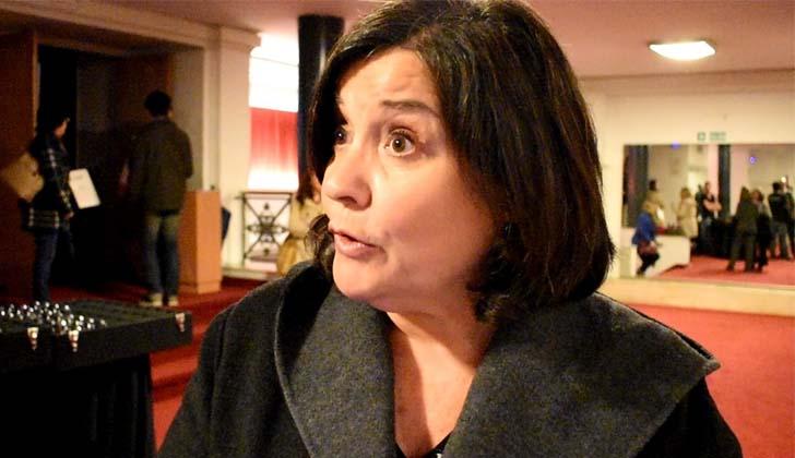 Consejera del CODICEN de la Administración Nacional de Educación Pública, Laura Motta