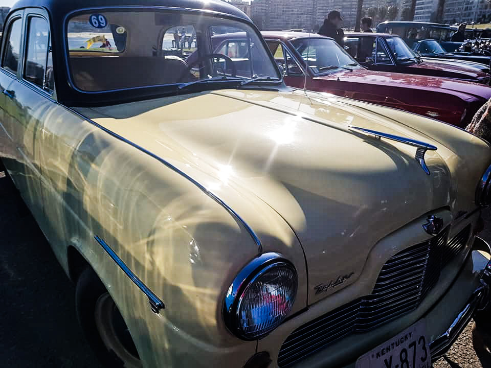 Foto cortesía de Automóvil Club Uruguayo