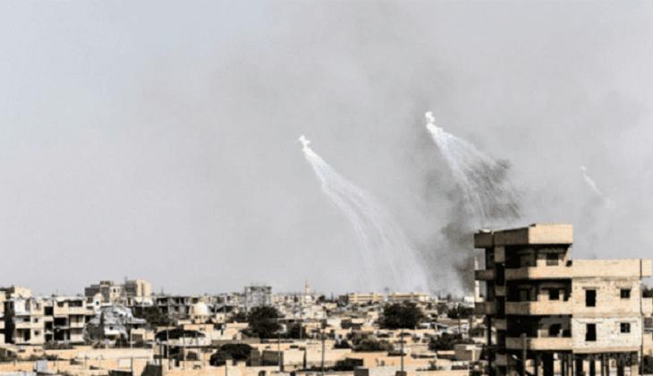 Siria denuncia bombardeos con fósforo blanco y pide investigación de la ONU