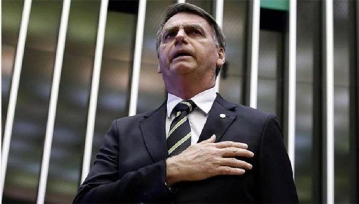 """Bolsonaro: """"El pueblo brasileño no sabe todavía lo que es la dictadura""""."""