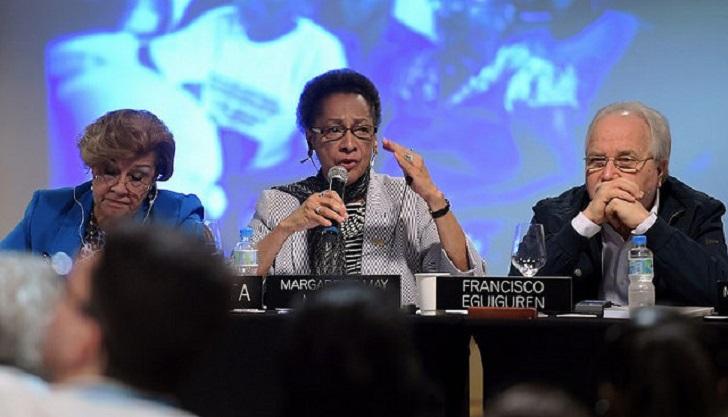 La CIDH alerta sobre la situación de los derechos humanos en Brasil.