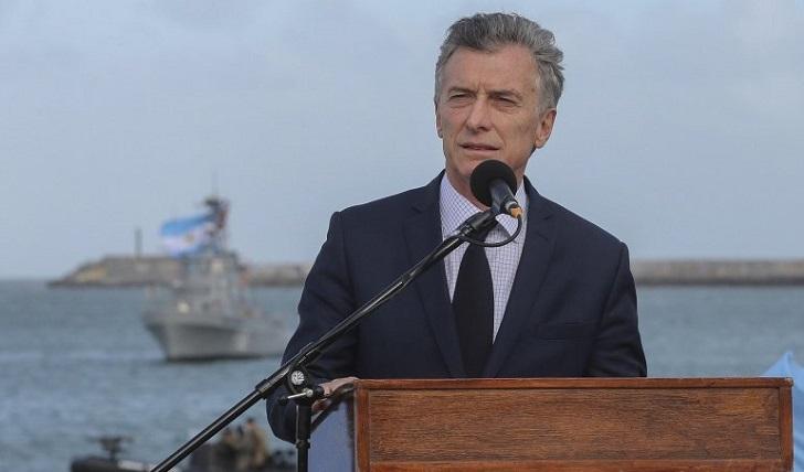 Polémica por video de Macri de fiesta tras decretar duelo nacional por el ARA San Juan.
