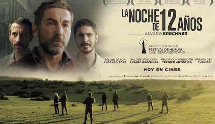 La Noche De 12 Años Recibe Cuatro Premios En 44º Edición De