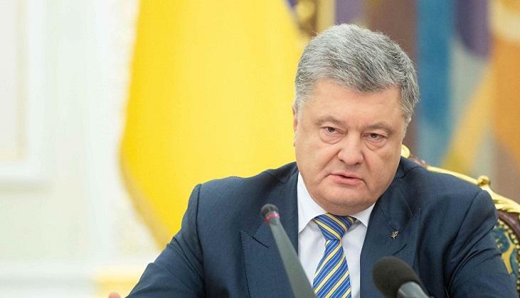 El presidente de Ucrania decreta ley marcial tras el cruce con Rusia
