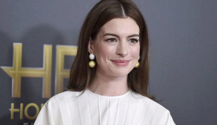 """Anne Hathaway: """"Mi país gasea a niños. No hay palabras que puedan describir mi horror""""."""