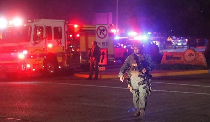 Tiroteo en un restaurante de California: al menos 13 muertos