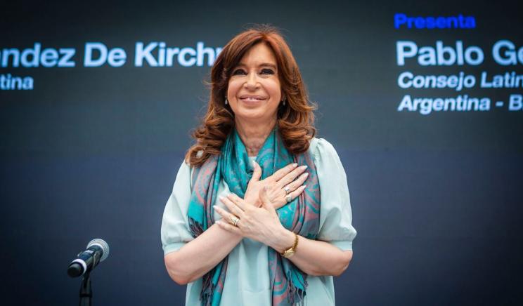 """CFK: Los Hitler modernos acusan a los inmigrantes por la falta de trabajo""""."""