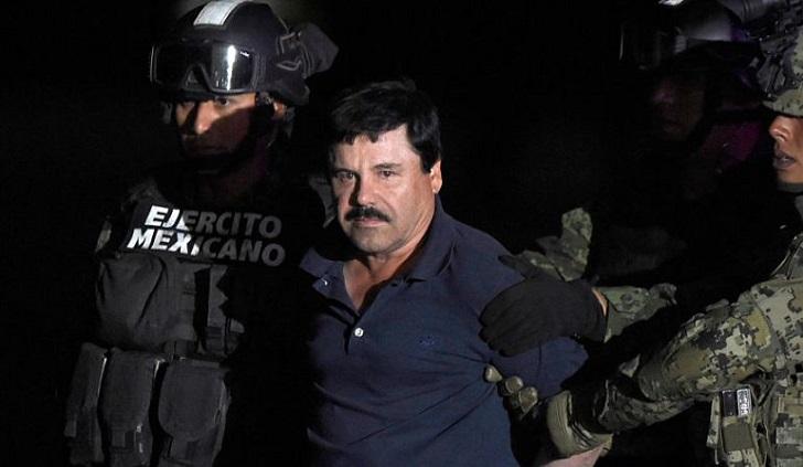 """Juicio: la defensa del """"Chapo"""" Guzmán denunció complot y sobornos a presidentes mexicanos."""