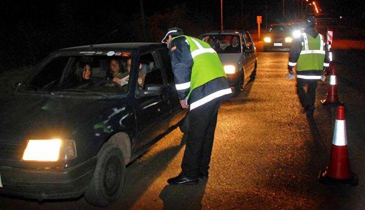UNASEV: el 88% de la población apoya el alcohol cero en el tránsito.