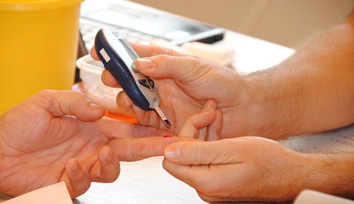 En Uruguay 300.000 personas padecen diabetes. Foto: Pixabay