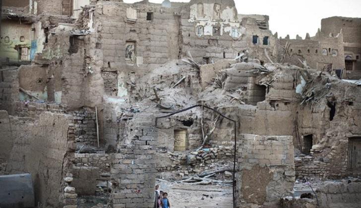 Guerra en Yemen: 85.000 niños han muerto por malnutrición desde 2015