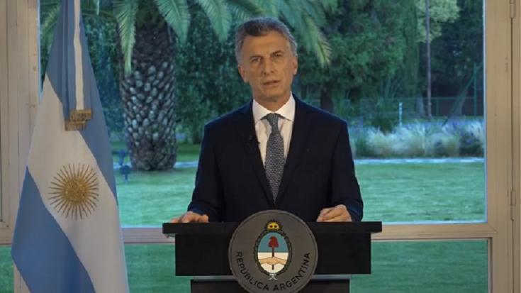 """Macri sobre el  ARA San Juan: """"Se abre una etapa de investigaciones para conocer toda la verdad"""""""