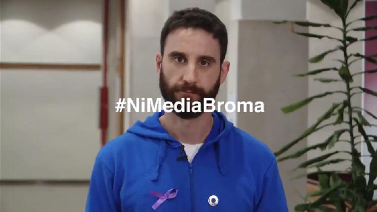 #NiMediaBroma: la campaña del Gobierno de España contra la violencia machista