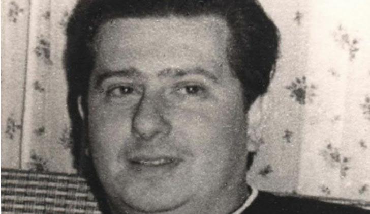 Aldo Perrini, detenido y asesinado en 1974.