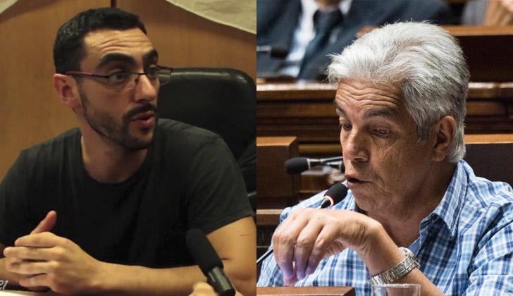 Diputados: Núñez (PCU) y Puig (PVP).