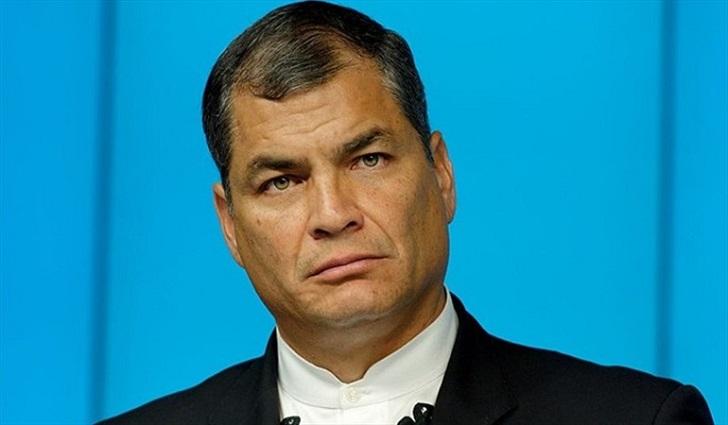 La justicia ecuatoriana llama a juicio a Rafael Correa por el secuestro de un opositor.