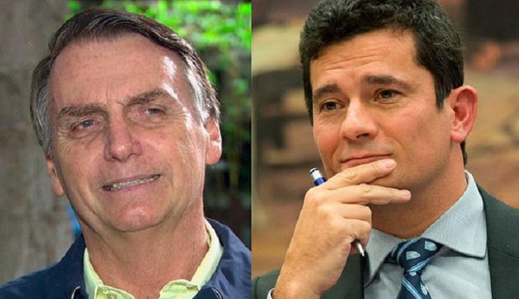 Sergio Moro acepta la invitación de ser ministro de Justicia de Bolsonaro