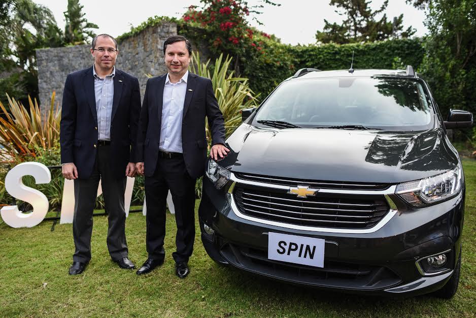 Ya Est En Uruguay La Nueva Chevrolet Spin Noticias Uruguay