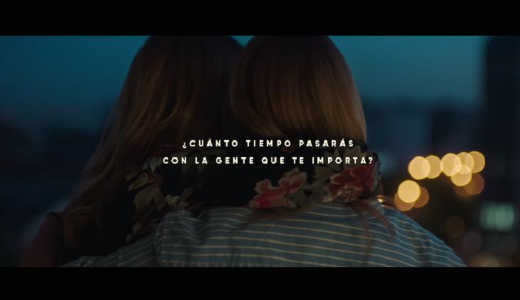 #TenemosQueVernosMas, la campaña navideña de una marca española que da la vuelta al mundo.