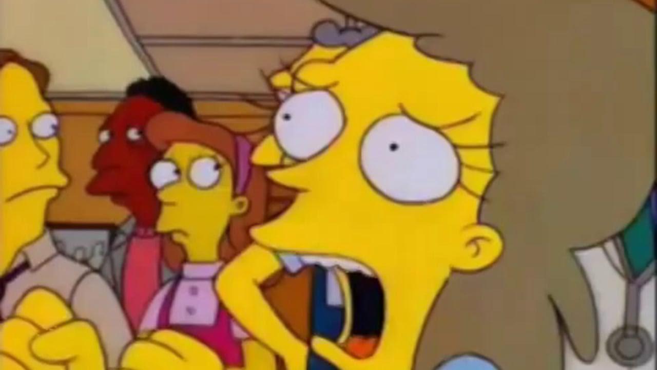Imagen de un capítulo de la serie Los Simpson. Cortesía de 20th Century Fox