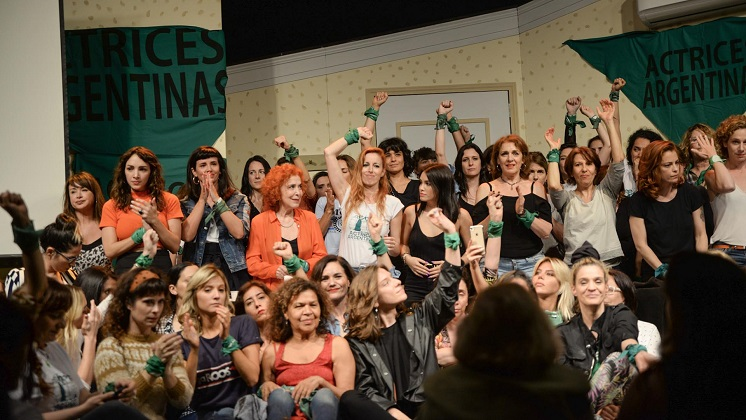 Mirá cómo nos ponemos: Actrices argentinas denunciaron penalmente a Juan Darthés por violación