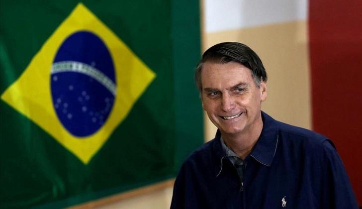 """Bolsonaro: Haremos todo lo posible """"dentro de la legalidad"""" contra Cuba y Venezuela."""