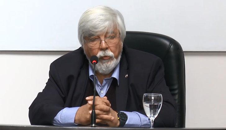 """Bonomi dijo a LARED21 que la oposición lo acusa de complicidad y eso es un """"disparate, y lo saben""""."""