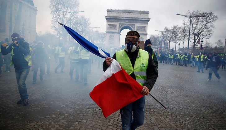 París le exige a Trump que no se meta en los asuntos de Francia.